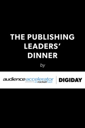 The Publishing Leaders' Dinner