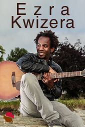 Ezra Kwizera live at Streaming Cafe