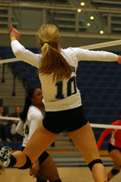 Volleyball v. Montclair State