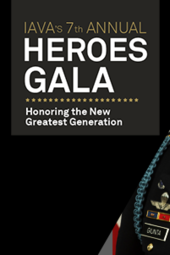@IAVA's 7th Annual #HeroesGala