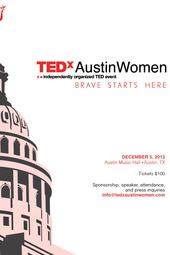 TEDx Austin Women