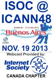 ISOC @ ICANN 48