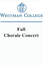 Fall Chorale Concert