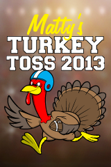 Turkey Toss 2013