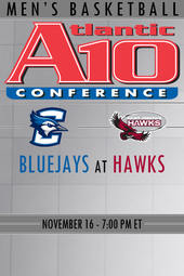 Creighton at Saint Joseph's Men's Basketball