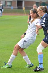 Women's Soccer v. Mount. St. Vincent