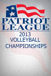 Archive: #2 Colgate at #1 American - Patriot League Volleyball Championship