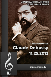 A French Master: Claude Debussy | West Circle Series