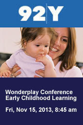 92Y Wonderplay™ Early Childhood Learning Conference