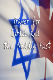 Prayer for Israel and the Middle East, Special guest Jorge Sedaca,Nov. 15th 2013