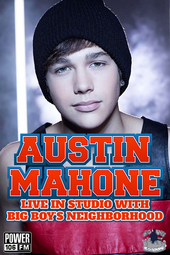 Austin Mahone Live In Big Boy's Neighborhood
