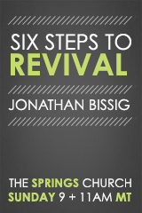 Six Steps to Revival – How Will You Handle His Presence?