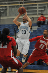 Men's Basketball v. Plattsburgh State