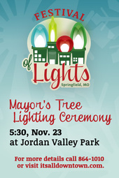 Festival of Lights Kickoff