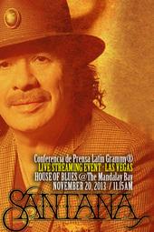 Santana Conferencia de Prensa Latin Grammys y Estreno de Primer Sencillo