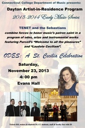 ODES: A St. Cecilia Celebration