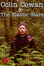 Colin Cowan and The Elastic Stars live at Streaming Cafe