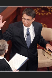 Delivery of Good Will Letter to Gov. McCrory