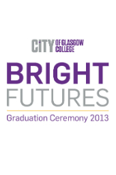 Bright Futures: Graduation Ceremony 2013