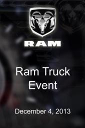 Ram Truck Event