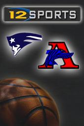 Girls Basketball Champlin Park vs. Armstrong