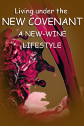 """Living under the New Covenant - a new-wine lifestyle""  Pastor Marcus Martinez, Dec. 1st 2013"