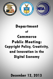 COPYRIGHT POLICY, CREATIVITY, AND INNOVATION IN THE DIGITAL ECONOMY