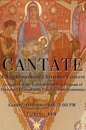 Cantate: A Neighbourhood Christmas Concert