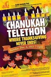 Chanukah Telethon 2013