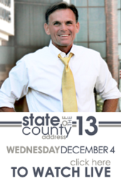 State of the County 2013