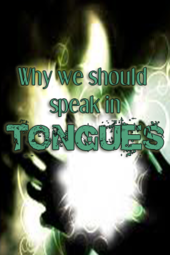 """Why we should speak in tongues"", Pastor Keyon Farrier, Dec. 4th 2013,"