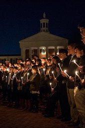 Memorial Service for Kelsey Durkin '14