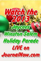Winston-Salem Jaycees Holiday Parade