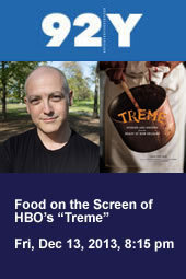 "Food on the Screen of HBO's ""Treme"""