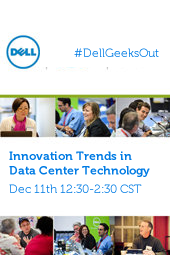 Innovation Trends in Data Center Technology
