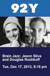 Brain Jazz: Jason Silva and Douglas Rushkoff