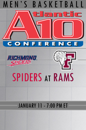 Richmond at Fordham Basketball