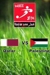 Qatar vs Palestine