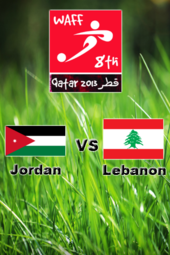 Jordan vs Lebanon
