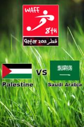 Palestine vs Saudi Arabia