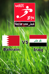 Bahrain vs Iraq