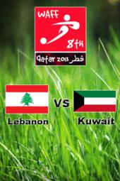 Lebanon vs Kuwait