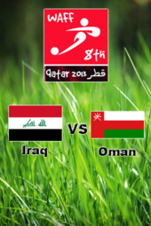 Iraq vs Oman