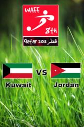 Kuwait vs Jordan