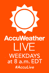 AccuWeather LIVE: Weekday Morning Edition