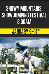LHM TV Snowy Mountains Showjumping Festival