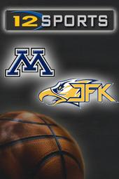 Girls Basketball Minnetonka vs. Bloomington Kennedy