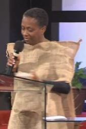 Brenda Billingy - Sackcloth and Ashes; 01/25/2014 Worship Service