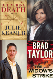 Julie Kramer and Brad Taylor discuss their new books