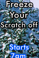 Z93's Freeze Your Scratch Off